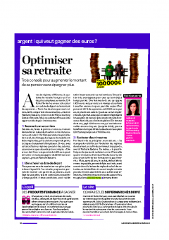 Le Parisien – Avril 2014