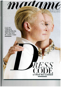 Madame Figaro couv – 5 dec 2015