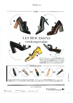 Madame Figaro article – 30 oct 2015