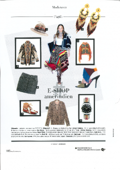 Madame Figaro article – 5 dec 2015