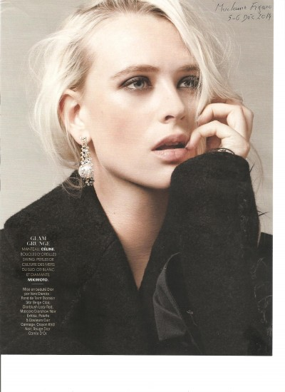 Madame Figaro – 6 dec 2014